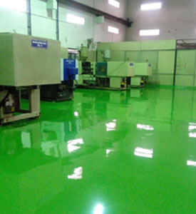 We Are Industrial Epoxy Flooring Formulators And Applicators With Clients  Spread Across Industry Verticals. The Quality Of The Products And Our ...